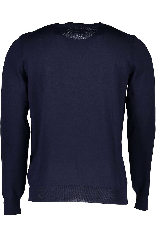 8101a079bd832c GANT Fine Merino Wool Crew: Amazon.co.uk: Clothing