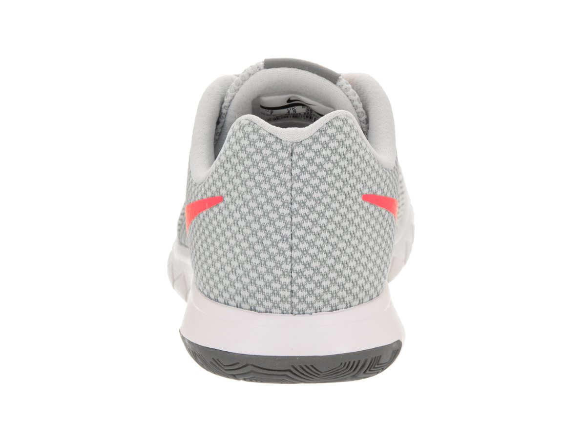 NIKE Women's Flex Experience RN 6 Running Shoe B01N01ZTNU 7 B(M) US|Wolf Grey/Hot Punch/Pure Platinum