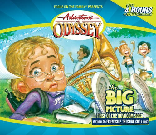 The Big Picture (Adventures in Odyssey #35) by Tyndale House Publishers