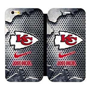 Hoomin Kansas City Chiefs Fashion Pattern iPhone 6plus 5.5