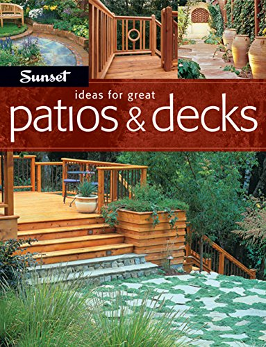 Ideas For Great Patios & Decks (Designs Patio And Decking)
