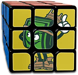 Amazon.com: VFTOYS Rubik Cube Mr. Money Smooth Magic Cube ...