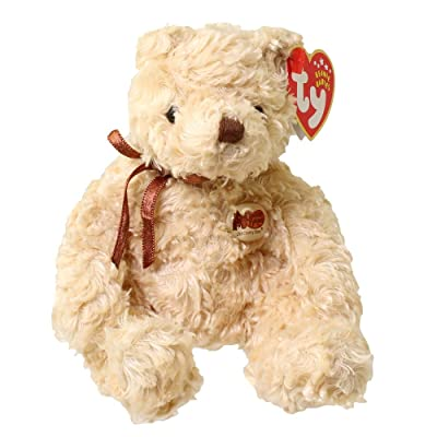 TY Beanie Baby - HERSCHEL the Bear (Cracker Barrel Exclusive) by Ty: Toys & Games