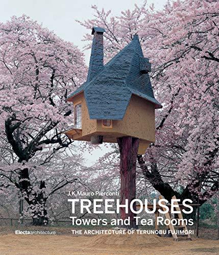 Treehouses, Towers, and Tea Rooms: The Architecture of Terunobu Fujimori (Green Tea Room)