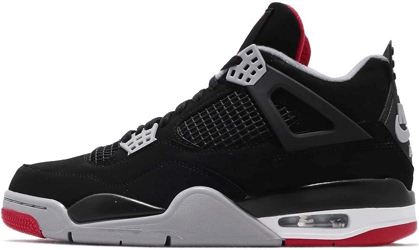 Nike AIR Jordan 4 Retro OG 2019 'BRED