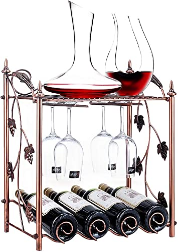 Countertop Wine Rack Freestanding
