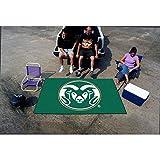 NCAA Novelty Starter Mat Size: 5' x 8', NCAA Team: Colorado State