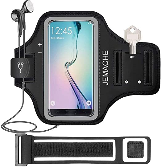 Quality Sports Armband Gym Running Workout Phone Case✔Samsung Galaxy S7 Edge