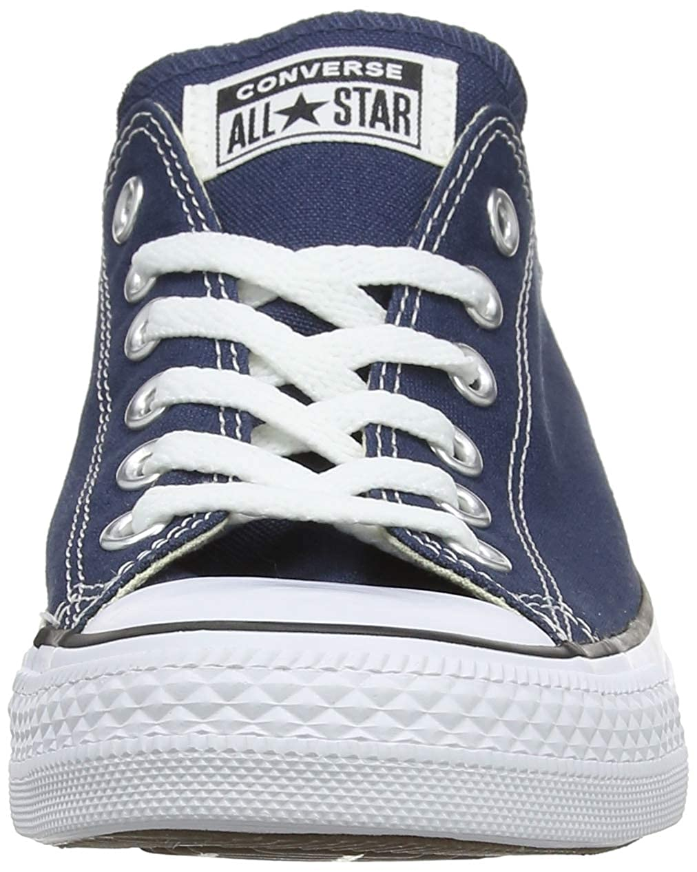 Converse Chuck Taylor All Star Ox Low Top Navy Sneakers M US 4.5 D