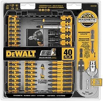 Dewalt DWA2T40IR 40-Piece Screw Driving Set