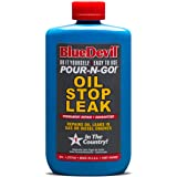 Blue Devil (49499) Engine Oil Stop Leak - 8 Ounce