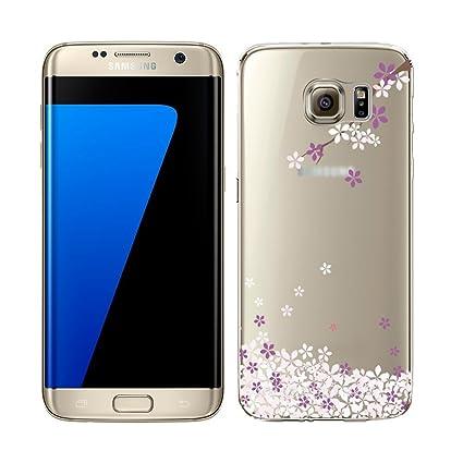 YSIMEE para Carcasa Samsung Galaxy S7,Xmas Decoración Fundas ...