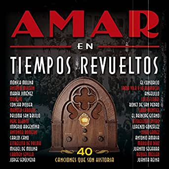 Amar En Tiempos Revueltos de Various artists en Amazon Music ...