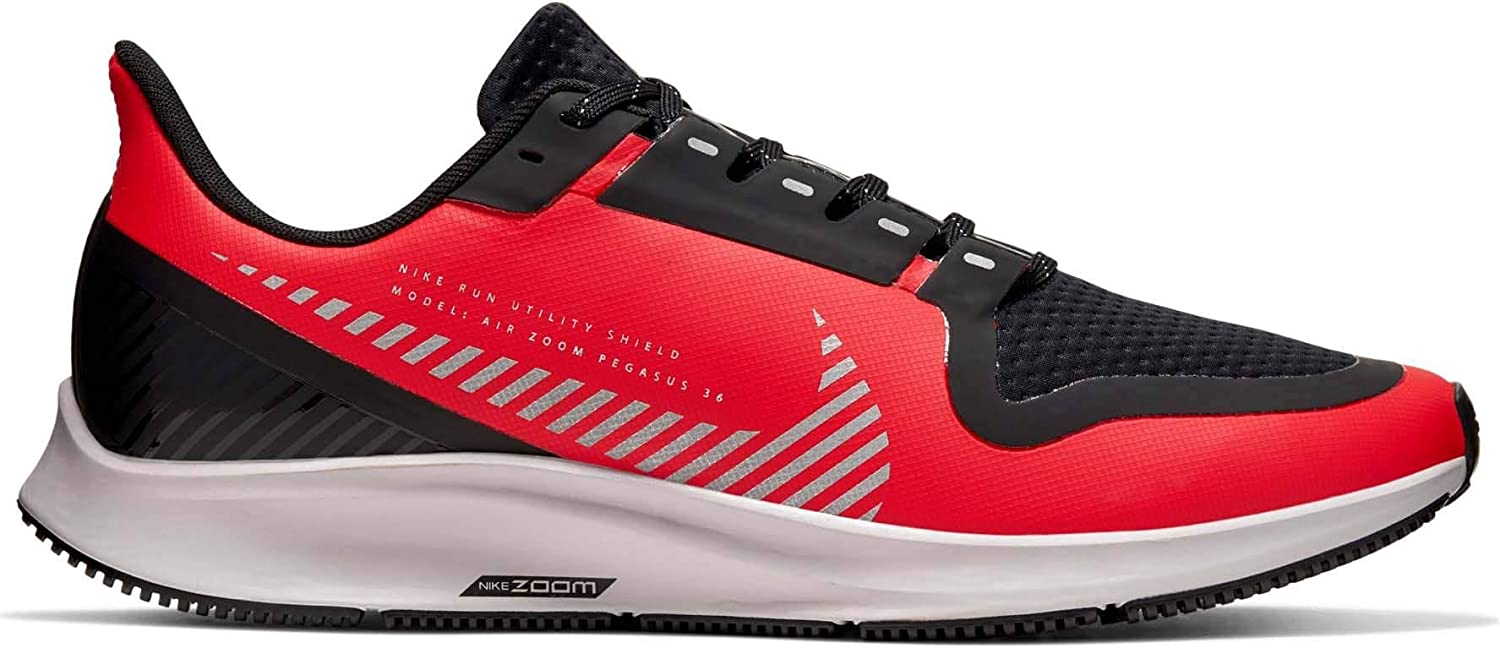 NIKE Air Zoom Pegasus 36 Shield, Zapatillas de Atletismo para ...