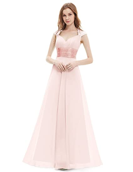 Ever Pretty Christmas Evening Dresses Long Formal 14UK Pink EP09672PK10
