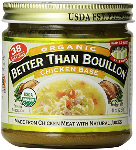 Roasted Organic Chicken - Better Than Bouillon Chicken Base, Organic, 8 oz