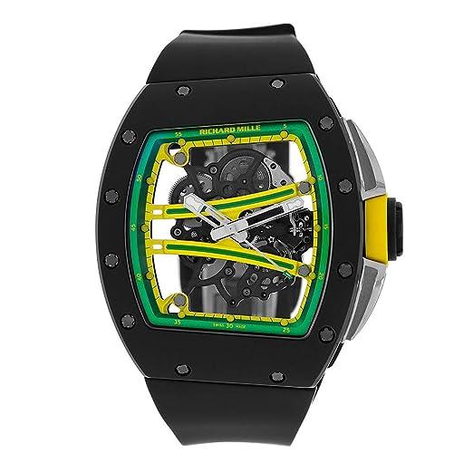 Richard Mille RM 061 Automatic-Self-Wind RM61-01 - Reloj de Pulsera