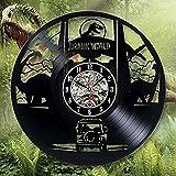 Cheap Jurassic Park World Art Gift Vinyl Wall Modern Home Room Record Vintage Decoration