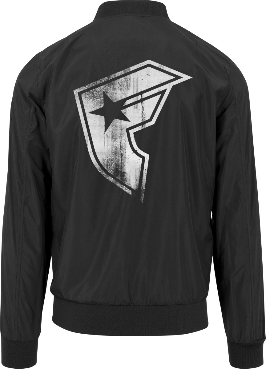 Famous Stars and Straps Hombre Famous Logo Bomber Jacket ...