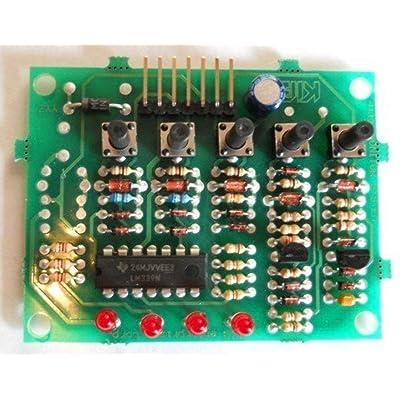KIB SUBPCBM22 Replacement Circuit Board: Automotive