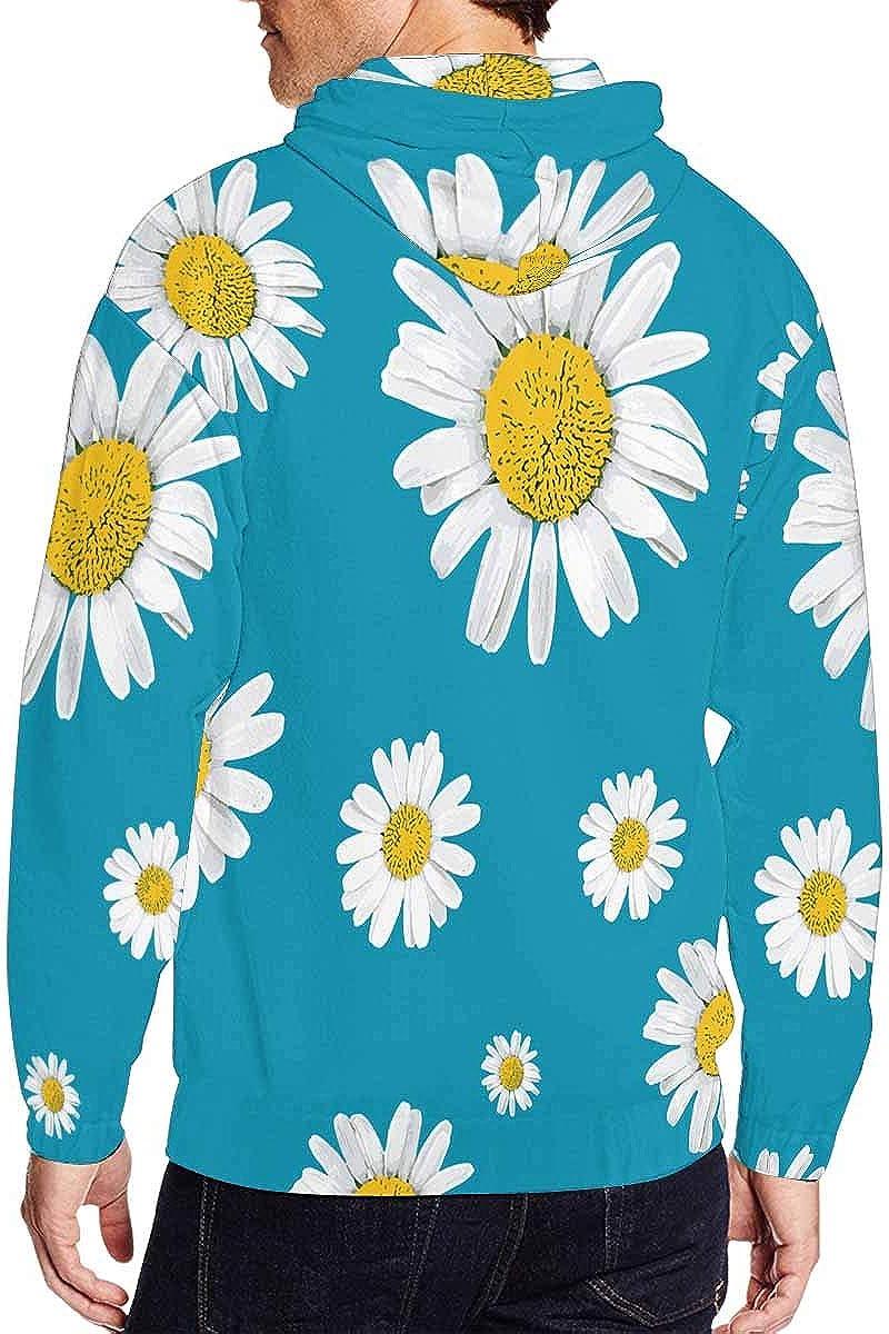 Fashion Hoodies & Sweatshirts INTERESTPRINT Mens Full Zip Hoodies ...