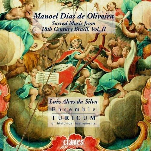 Sacred Music From 18thc Brazil Vol. 2 [Swiss Import] by Manoel Dias De Oliveira (Dia Swiss)
