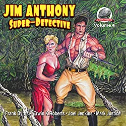 Jim Anthony-Super-Detective, Volume 4