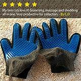 [Upgrade Version] Pet Grooming Glove - Gentle