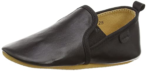 Move by Melton Prewalker Slip on Lauflernschuh Unisex, Mocasines para Bebés, Negro-Schwarz (Black190), 20 EU: Amazon.es: Zapatos y complementos