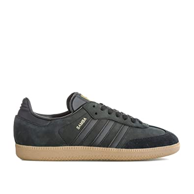 best sneakers 20148 e58e0 adidas Originals Baskets Samba OG Noir Homme