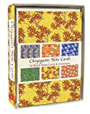 Chiyogami Note Cards: 12 Blank Note Cards