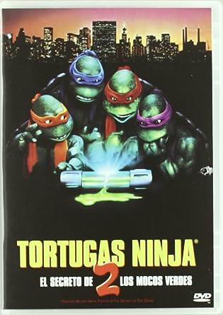 Amazon.com: Tortugas Ninja 2 El Secreto De Los Mocos [Import ...