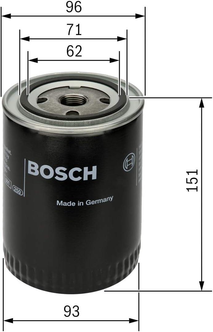 Bosch 451203012 Ã Lfilter Auto