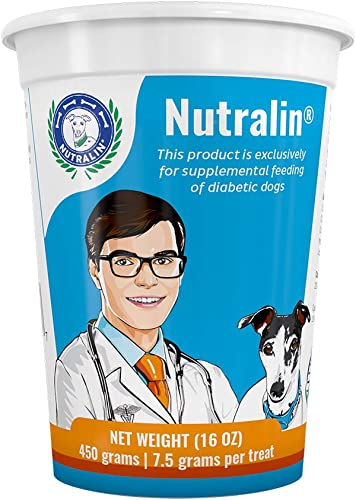 Nutralin – Exclusively for Supplemental Feeding of Diabetic Dogs Variety, Chewable
