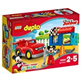 LEGO (LEGO) Duplo Mickey repair shop 10829