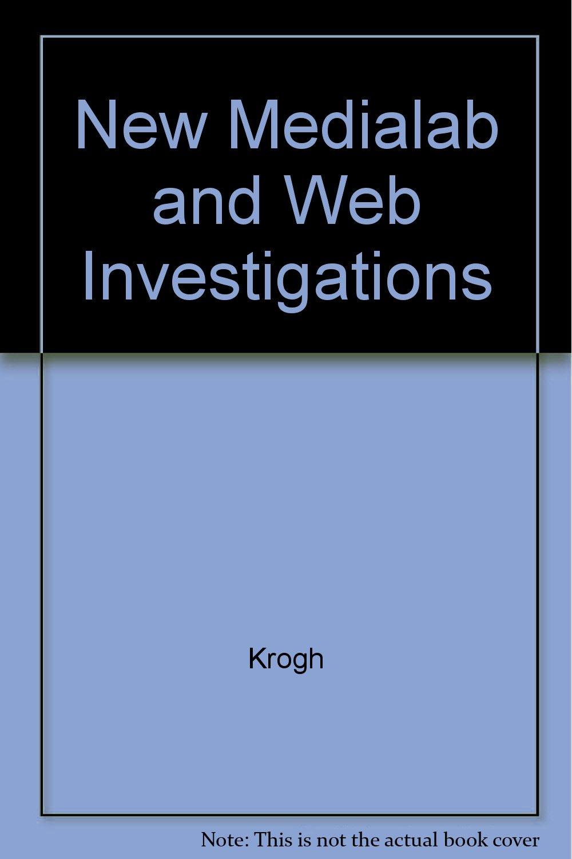 Read Online New MediaLab and Web Investigations pdf epub