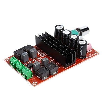 Asiproperuk TDA3116D2 módulo Amplificador de Audio de Dos ...