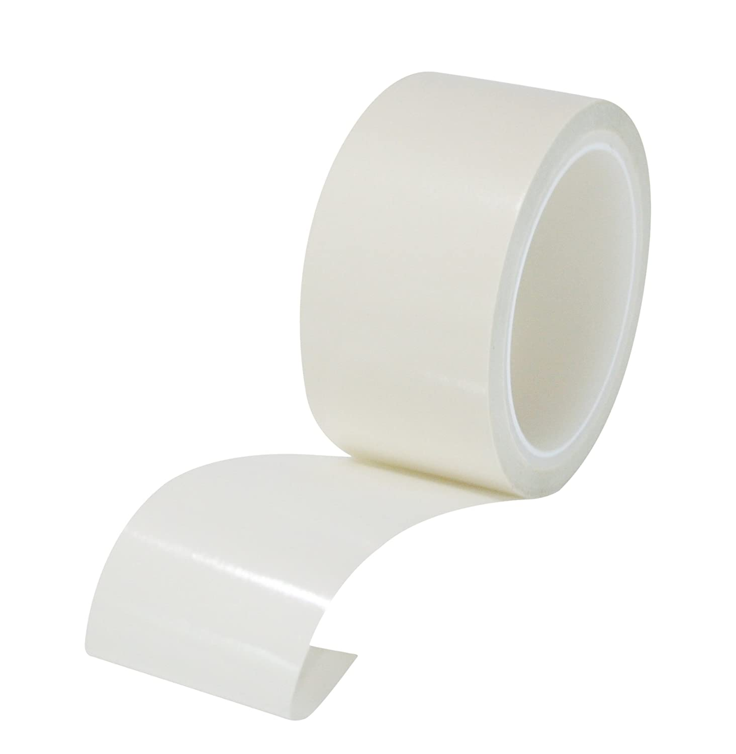 3 Core 1//2 Width 60 yd 5 mil Adhesion 110 oz Maxi MAXI-5AT-0012#5AT Clear Acrylic//Paper High Performance Adhesive Transfer Tape Length