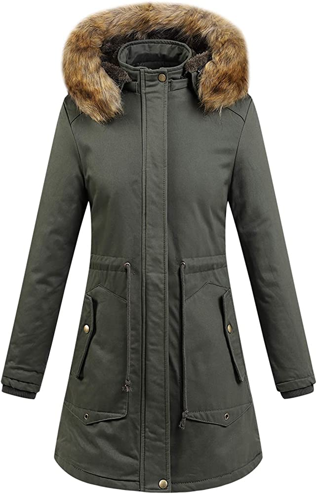 Womens Parkas And Anoraks
