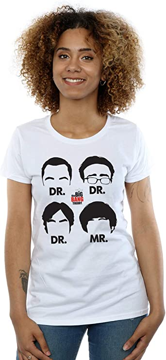 Kult Unisex T-Shirt Lady T-Shirt Team Sheldon