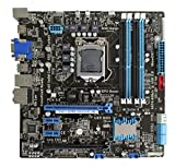 for Asus P8H77-M PRO/CG8270/DP-MB Intel Motherboard LGA 1155 DDR3 USB 3.0 I/O Shield