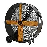 Cheap Master Professional MAC-48-BDF 48″ High Capacity Belt Drive Drum Fan