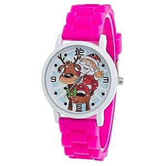 LILICAT❋ Relojes de Pulsera de Cuero de Cuarzo con Banda de Cuero ...
