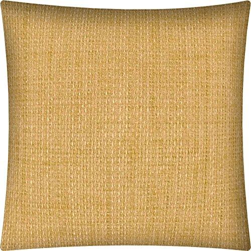 4in 500 Straws - Joita Home REMI (golden straw) (golden straw) Indoor/Outdoor Pillow - Sewn Closure