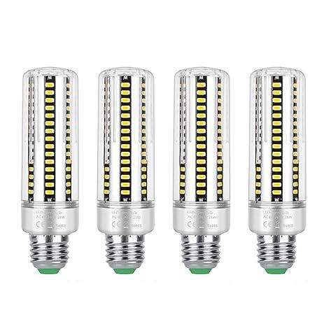 Bombilla de luz LED de maíz súper brillante de 25 vatios ...