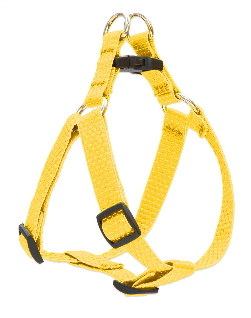 LupinePet Eco 3/4'' Sunshine 20-30'' Step In Harness for Medium Dogs