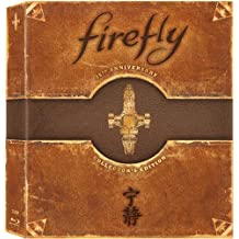Firefly Complete Series: 15th Anniversary Collector's Edition
