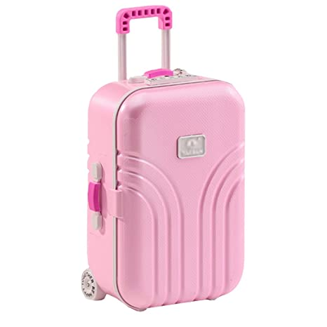 Caja de almacenamiento Meliya, forma de maleta, musical ...