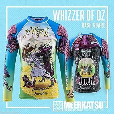 Tatami Fightwear Womens Meerkatsu Whizzer of Oz Rash Guard