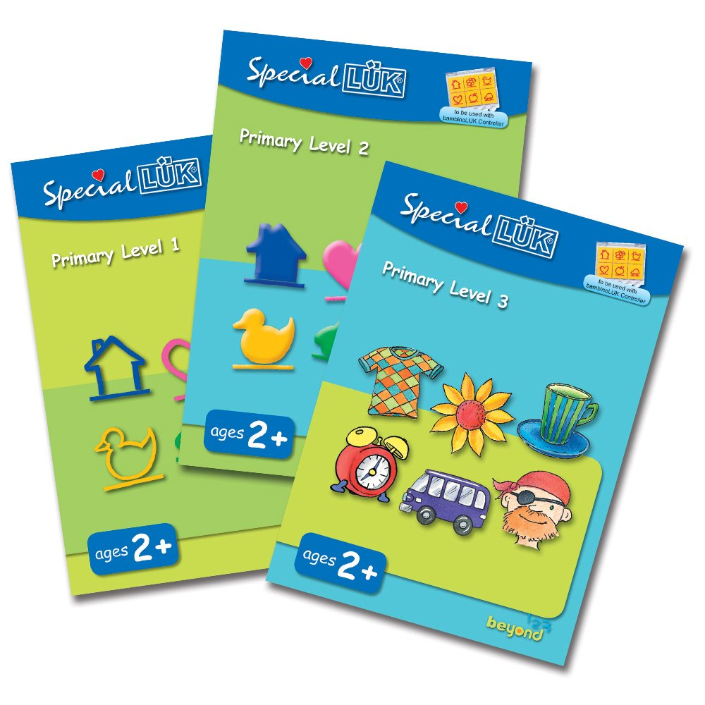 Beyond123 SpecialLUK Primary Set